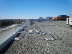 Rooftop Guardrail Systems