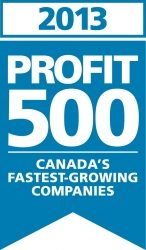 The Liftsafe Group of Companies Ranks No. 471 on the 2013 PROFIT 500