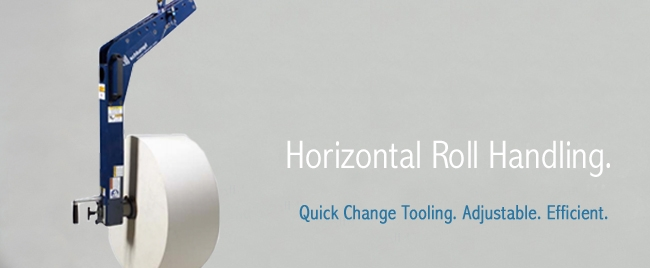 Horizontal Roll Handling