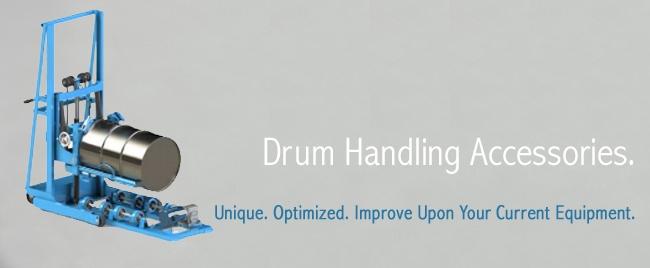 Drum Handling Accessories