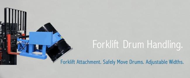 Forklift Drum Handling