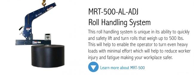 MRT-500 Roll Handling Solution
