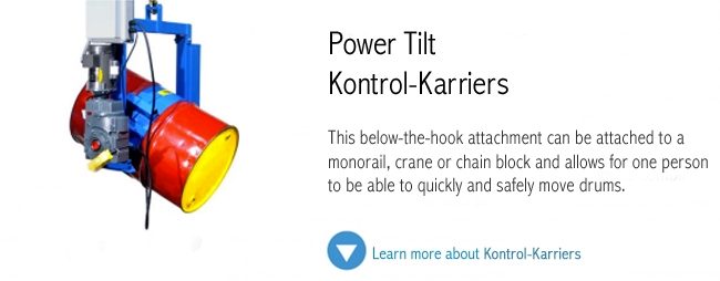 Power Tilt Kontrol Karriers