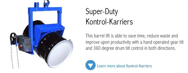 Super Duty Kontrol Karriers