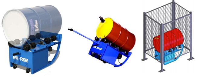 201 Series Portable Drum Roller