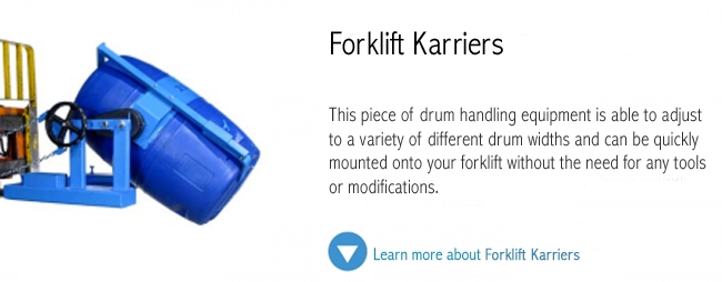Forklift Karrier