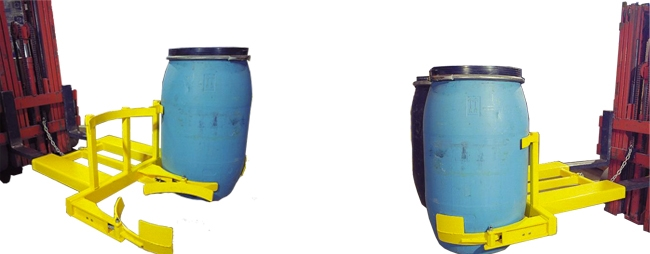eagle-poly grip drum handling attachment