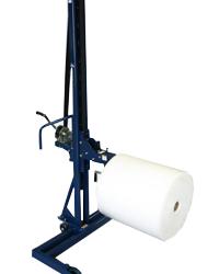 Manual Winch Lift Horizontal Roll Handler