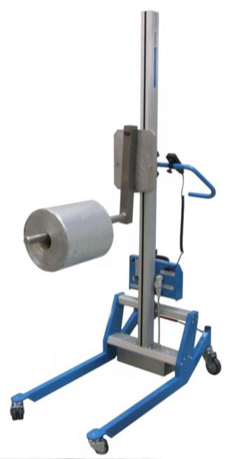 Adjustable Roll Handling Core Probe