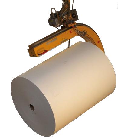 Bartholomy Roll Handling hoist system