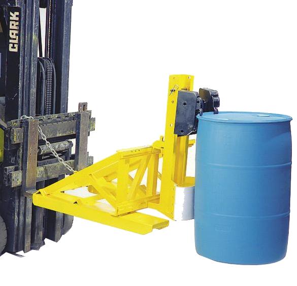 Forklift Drum Handling attachment