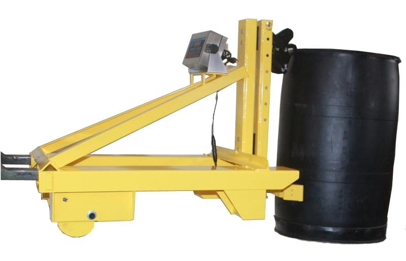 Eagle Grip Forklift Drum Handling Attachment