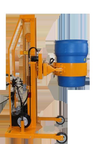 Easy Lift Air Powered Drum Handling Unit
