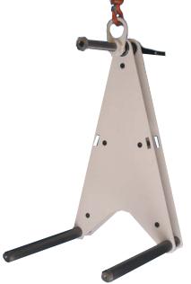 Hoist Based Roll Handling Unit