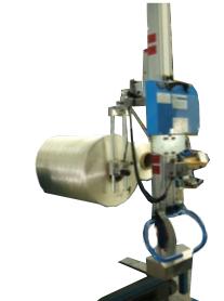 Lift-N-Glide Roll Handling Unit