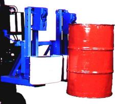 MORSpeed 1500 Drum Handling Forklift Attachment