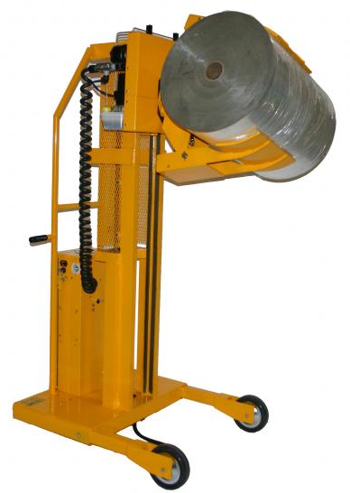 Paper Roll Handling Equipment