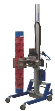 Tip Module Roll Handling