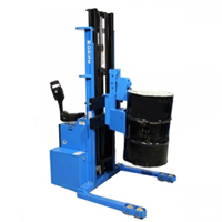 Power Propelled Drum Mover/Stacker