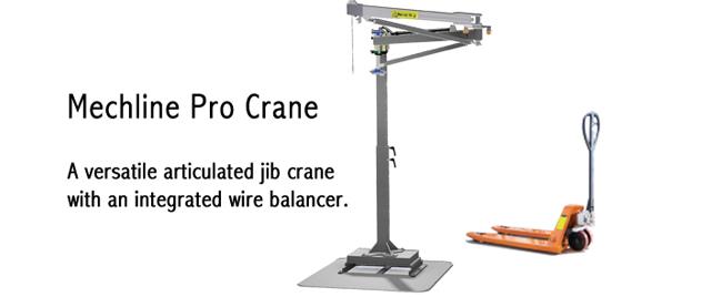 Mechline Pro Jib Crane