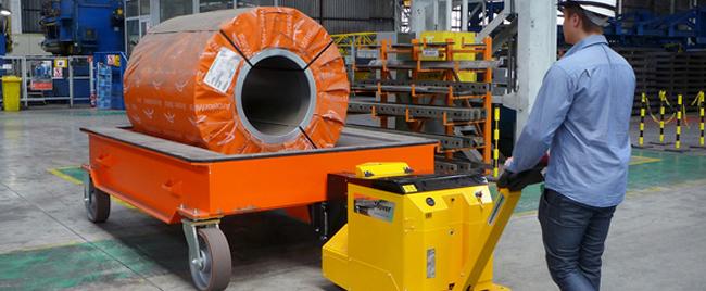 MasterTug: Load Moving Equipment