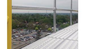 Rooftop Walkway
