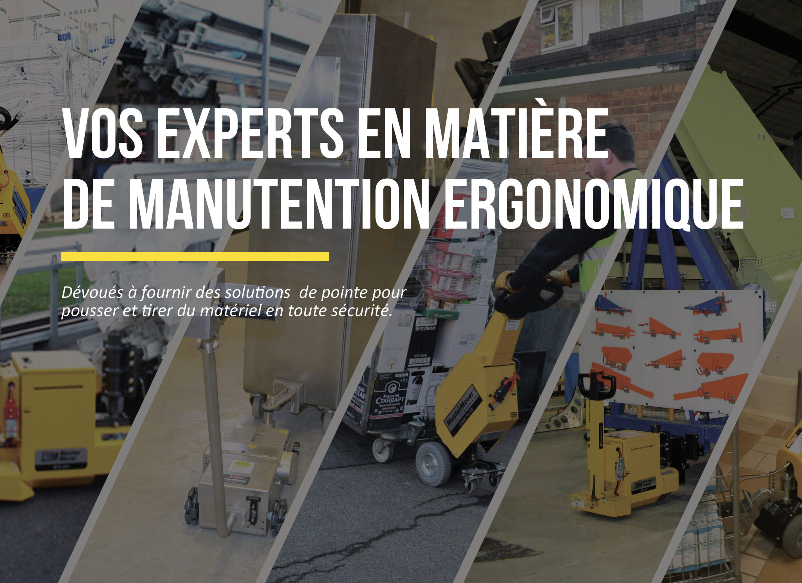 Vos Experts En Matière De Manutention Ergonomique