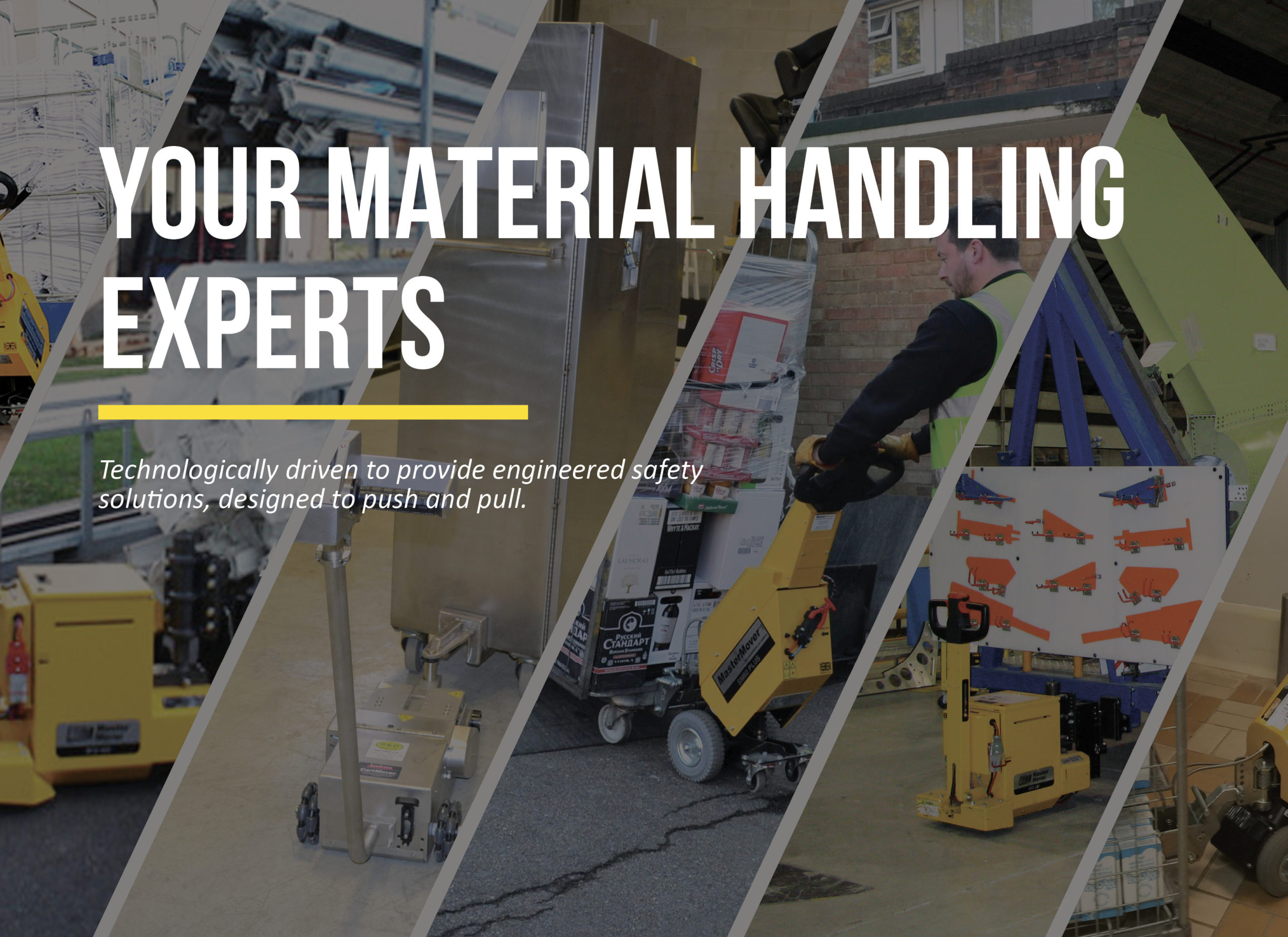 Your Material Handling Experts