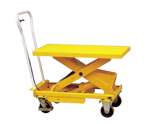 Portable Foot Pump Lift Tables