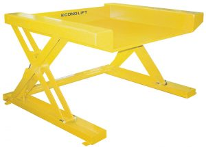 drive on lift table