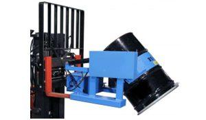Fork Lift Drum Handling Attachments