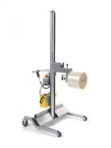 ERH-200 Portable Electric Roll Handler