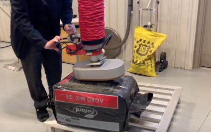 Vacuum Lifting for Greenhouse Applications