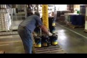 Vacuum Pail Lifter