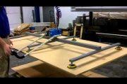 Mobi Crane – Sheet Lifting Vacuum Solution