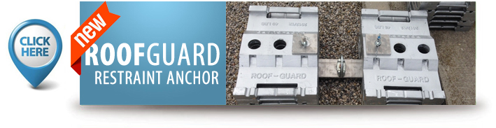 RoofGuard Restraint Anchor