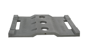 Rooftop Guardrail Baseplate