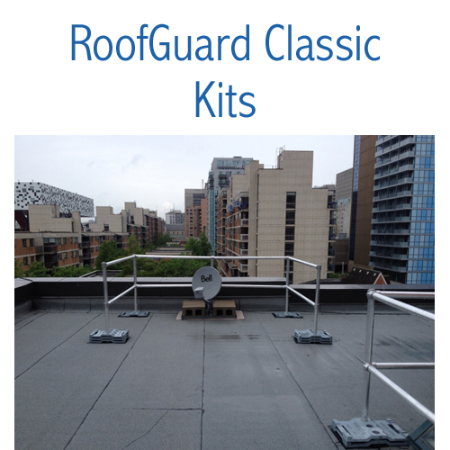RoofGuard Classic Kits