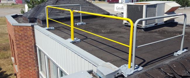 RoofGuard X-Press Rails