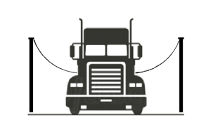 Fixed Truck Netting System