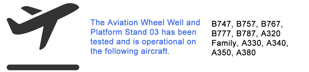 Aviation Wheel Well Access