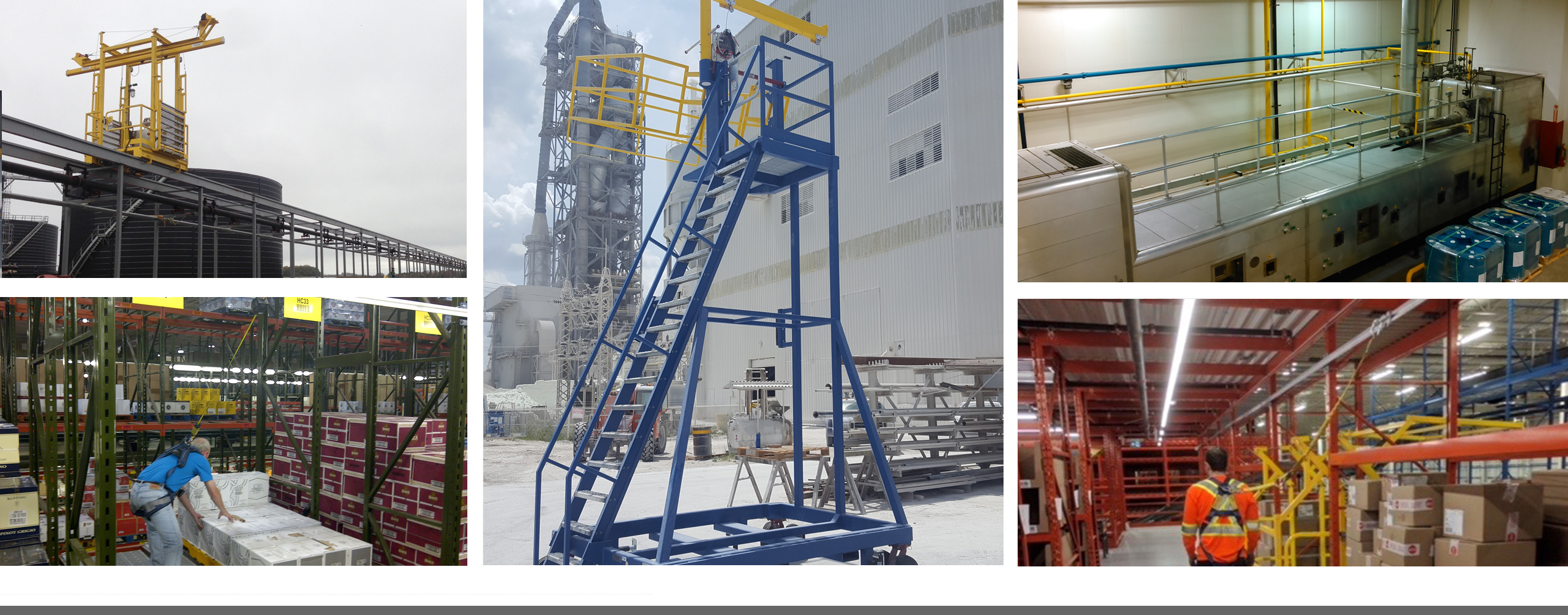 Fall Safety Engineered Solutions
