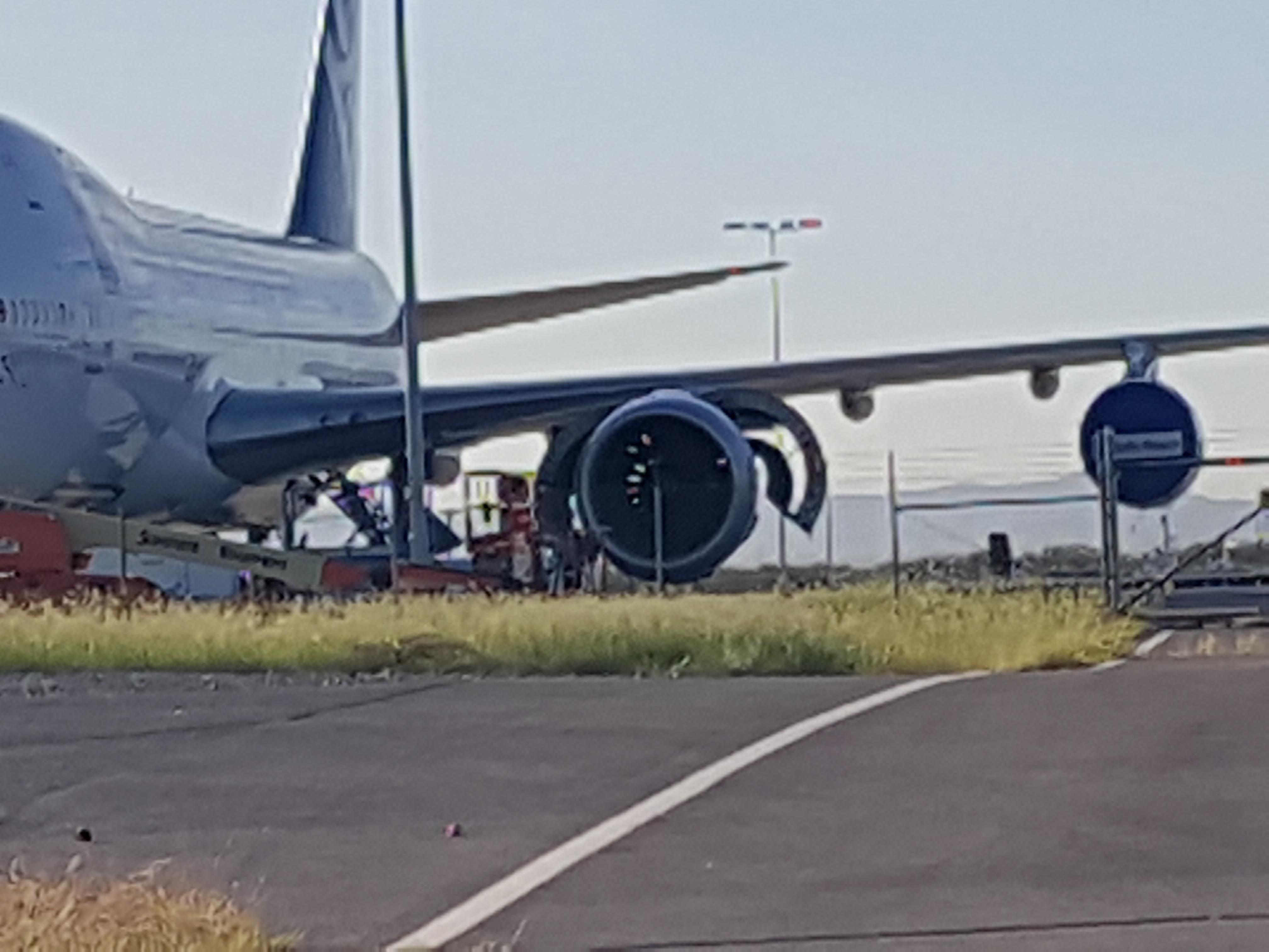 IntelligentEngine and Aviation Engine Access Stand