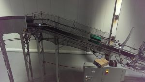 Conveyor Netting System