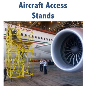 Aircraft Access Stands Library