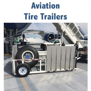 Aviation Tire Trailers Library