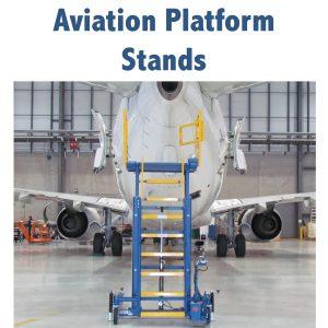 Aviation Platform Stands library