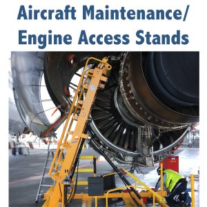 Aircraft Maintenance/Engine Access Stand Library
