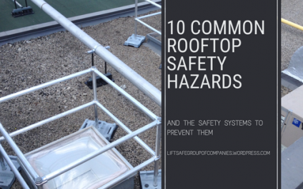 10 Common Rooftop Safety Hazards