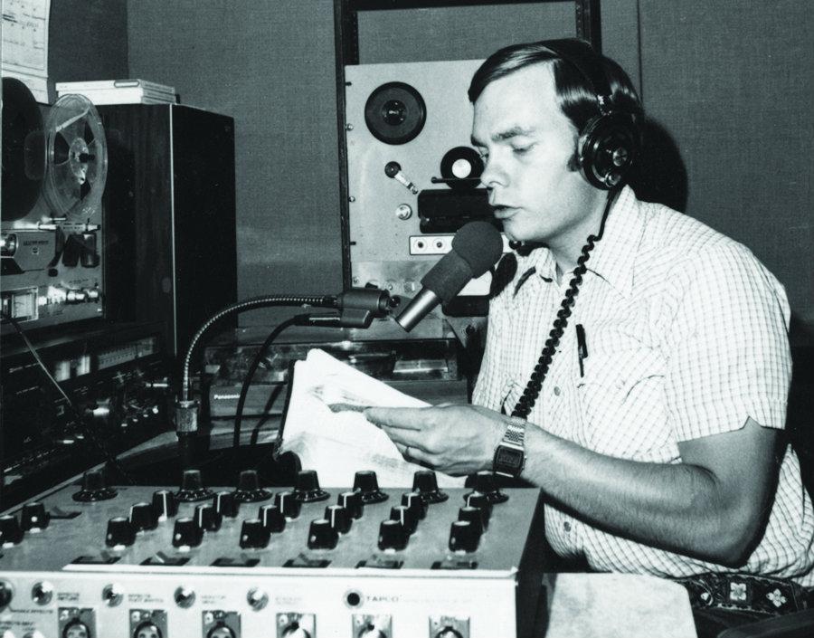 Andrew's Gospel Truth Radio Program   1970s